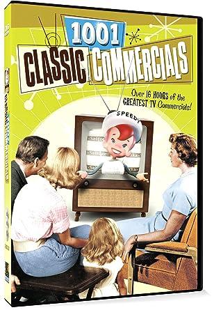 Amazon com: 1001 Classic Commercials: Various: Movies & TV