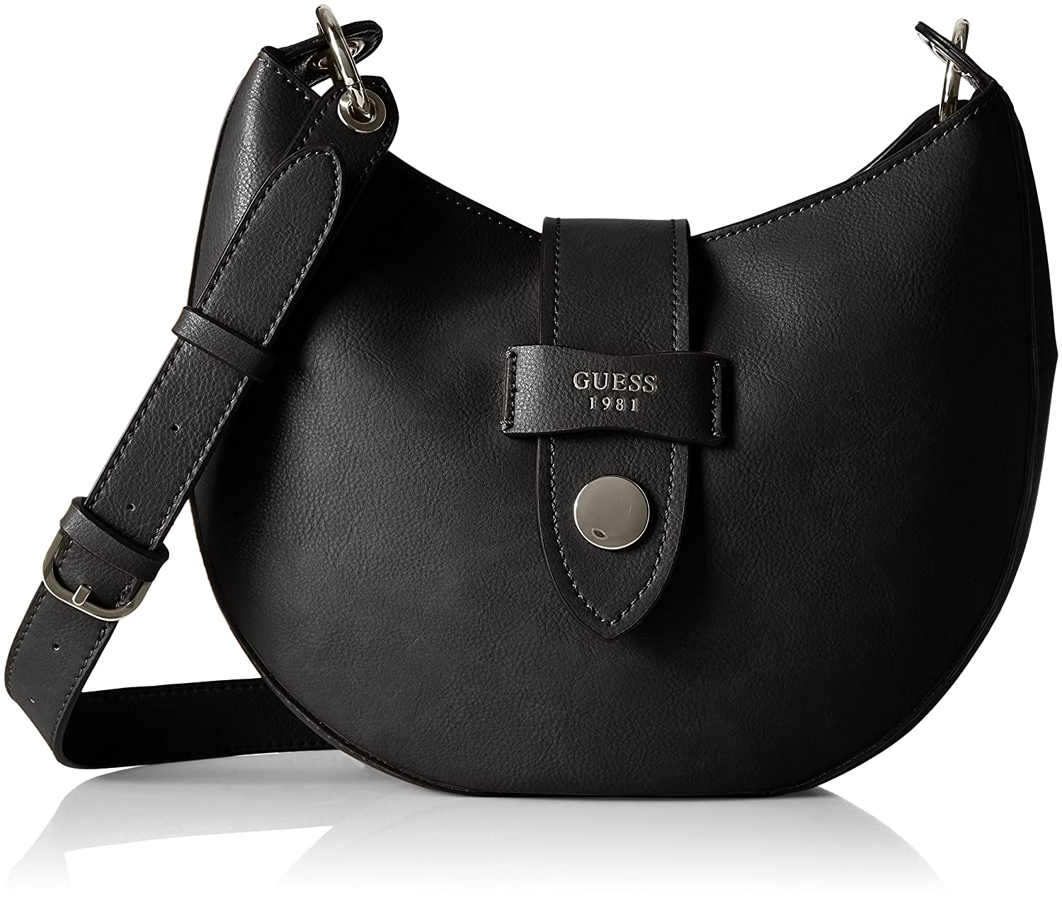 958cfd09531e Buy GUESS Shane Crossbody Hobo Online at Low Prices in India - Amazon.in