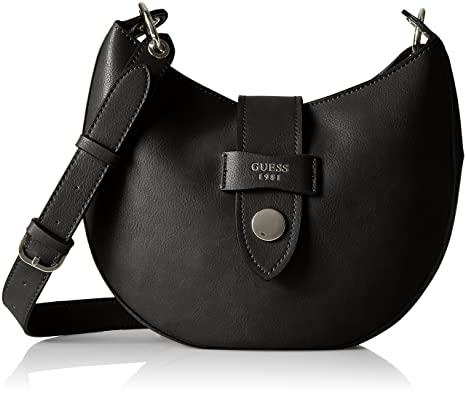 Buy GUESS Shane Crossbody Hobo Online at Low Prices in India - Amazon.in 4de61a34f6d07