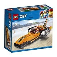 Lego City Speed Record Car 60178 Playset Toy