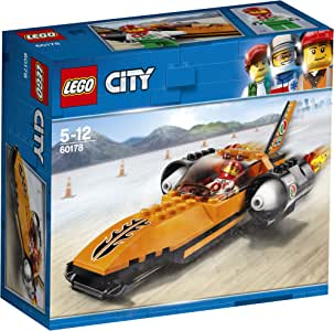 Lego City 60178 Rocket Car
