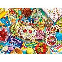 Buffalo Games - Aimee Stewart - Banana Split - 1000 Piece Jigsaw Puzzle