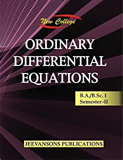 Buy New College Vector Calculus For B A /B Sc  I (2nd Semester) Book
