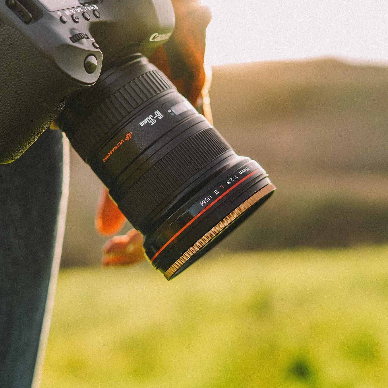 PolarPro QuartzLine 77mm ND100K Camera Filter 15-Stop Neutral Density Filter