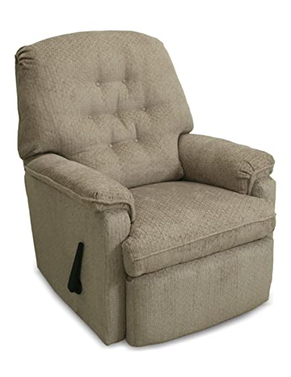 Franklin Mayfair Swivel Rocker Recliner, Slate