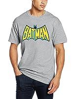 Rockoff Trade Herren T-Shirt Originals Batman Retro Logo