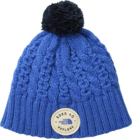 Amazon.com  The North Face Kids Unisex Minna Beanie (Infant) Jake Blue  (Prior Season) XXS  Sports   Outdoors a311791c66a