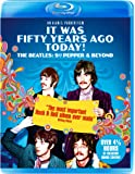 It Was Fifty Years Ago Today! The Beatles: Sgt. Pepper & Beyond [Blu-ray] [Edizione: Regno Unito]