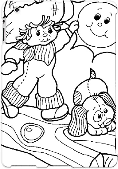 Animal Coloring Pages Easy - Coloring Home | 550x384