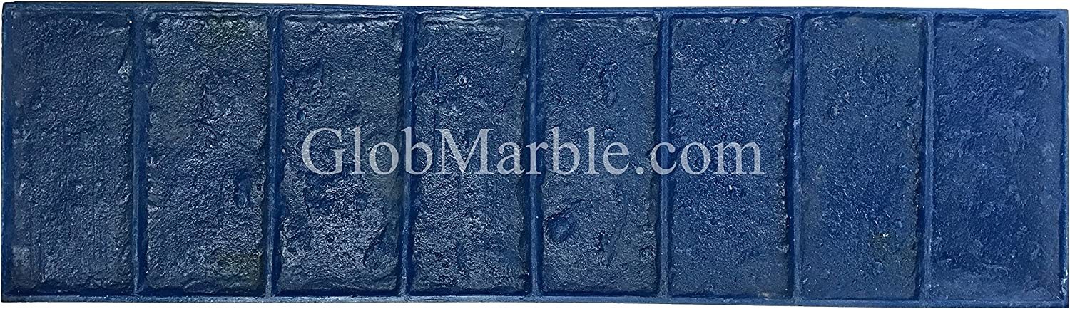 Brick Stone Border Stamp SM 4010//1 Stamped Concrete Mold With Handles