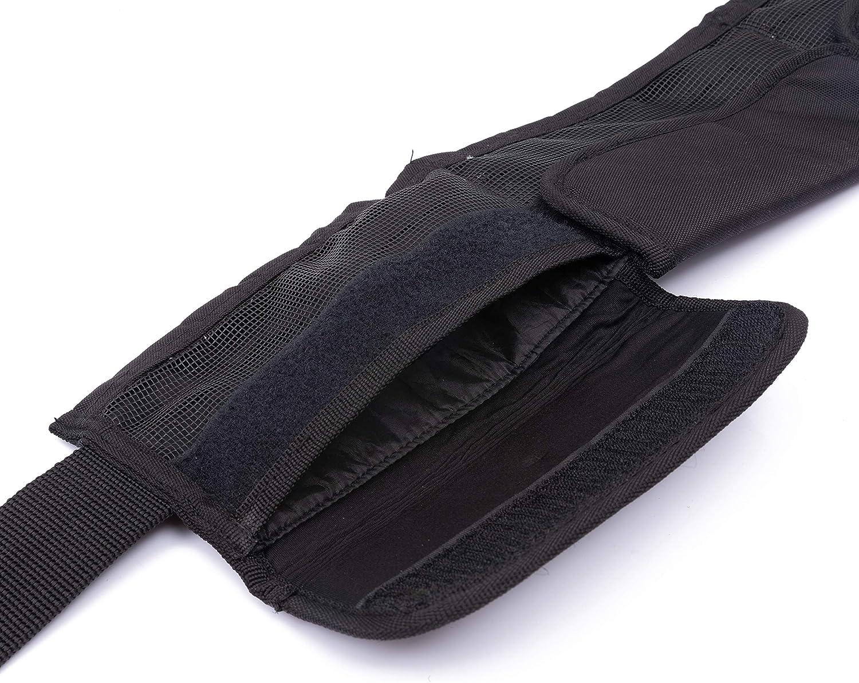 MOOCY 4 Neoprene Pocket Scuba Weight Belt