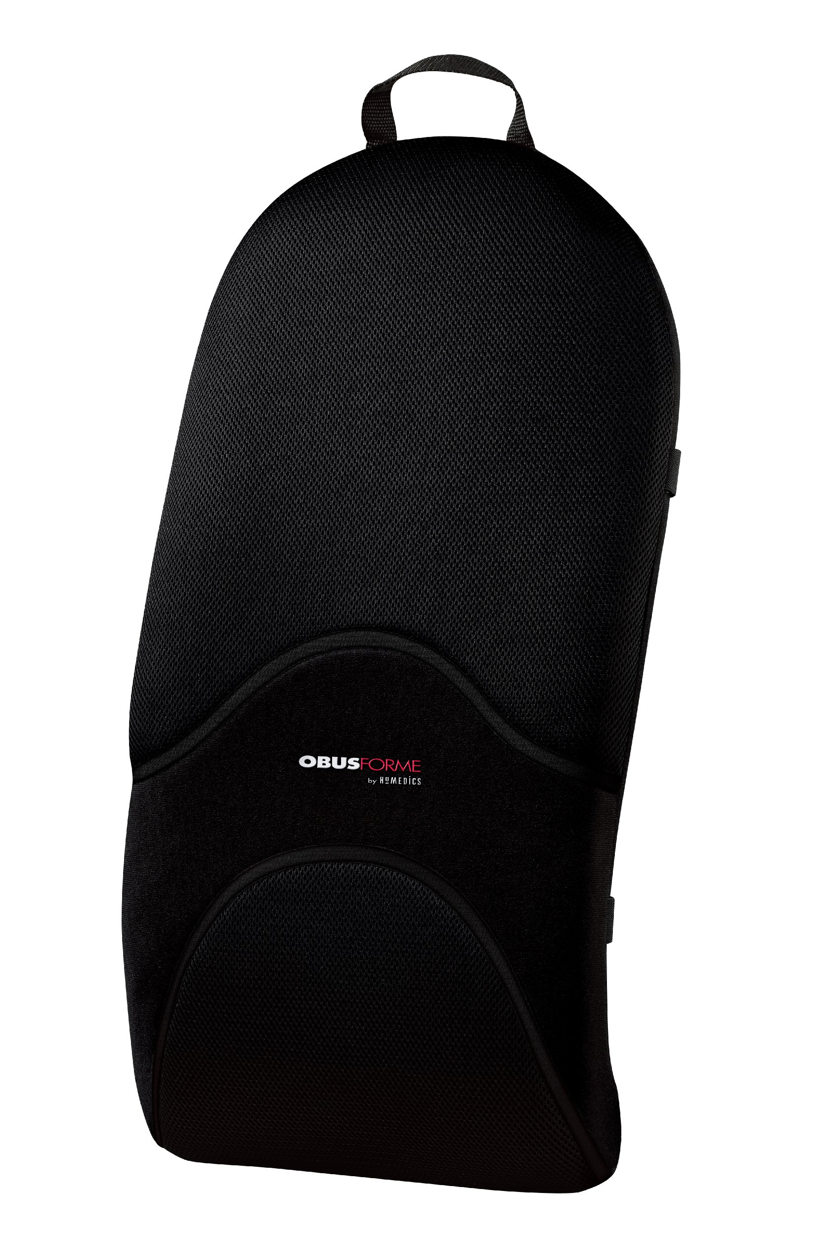 ObusForme by HoMedics OFUF-BLK-LG Ultra Premium Backrest Support, Large by Homedics
