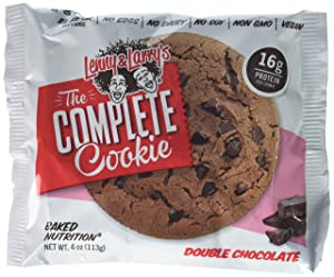 Lenny & Larry`S Double Chocolate Complete Cookies ( 12/4 OZ)