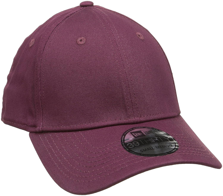 New Era Basic 39Thirty - Cappello, colore bordeaux