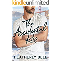 The Accidental Kiss: A friends to lovers firefighter romance (standalone)