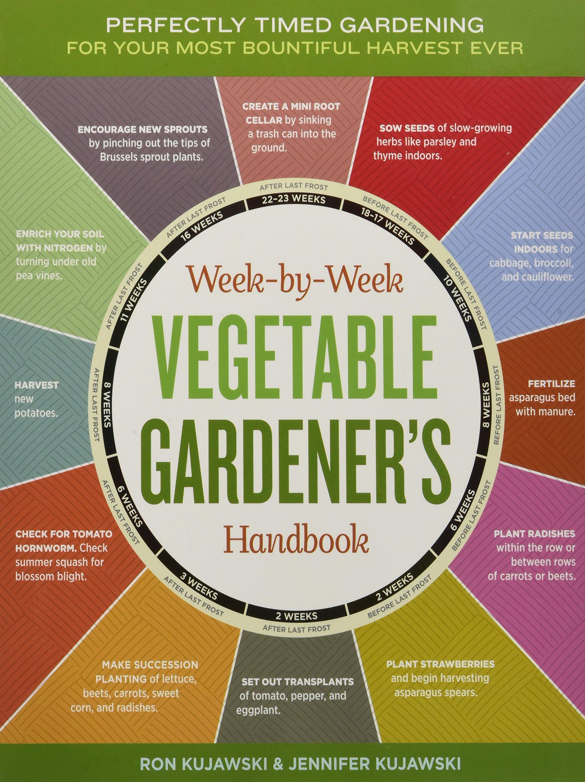 The Week-by-Week Vegetable Gardener's Handbook: Make the Most of Your Growing Season by Storey Publishing, LLC