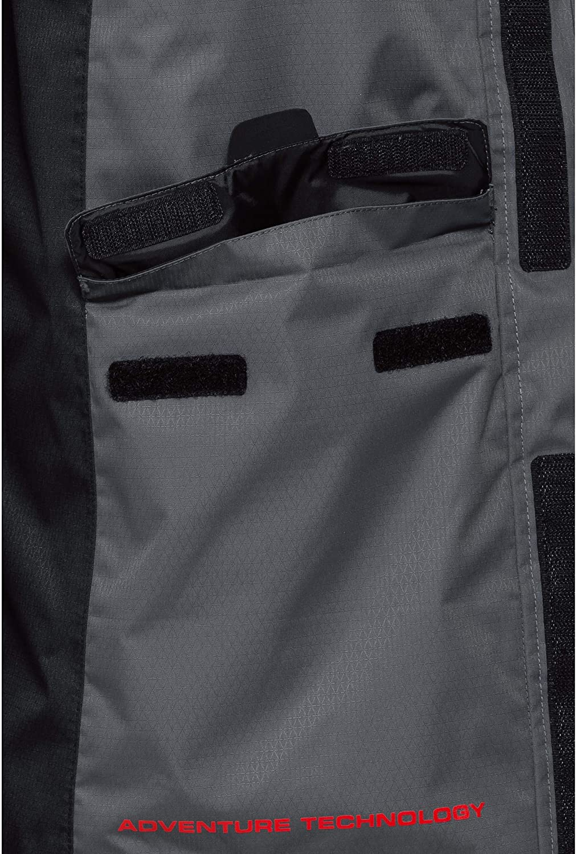 Textil Enduro//Reiseenduro Fahrrad Regenbekleidung Reise Membran Regenjacke modular 1.0 Regenschutz Herren Sommer FLM Regenjacke