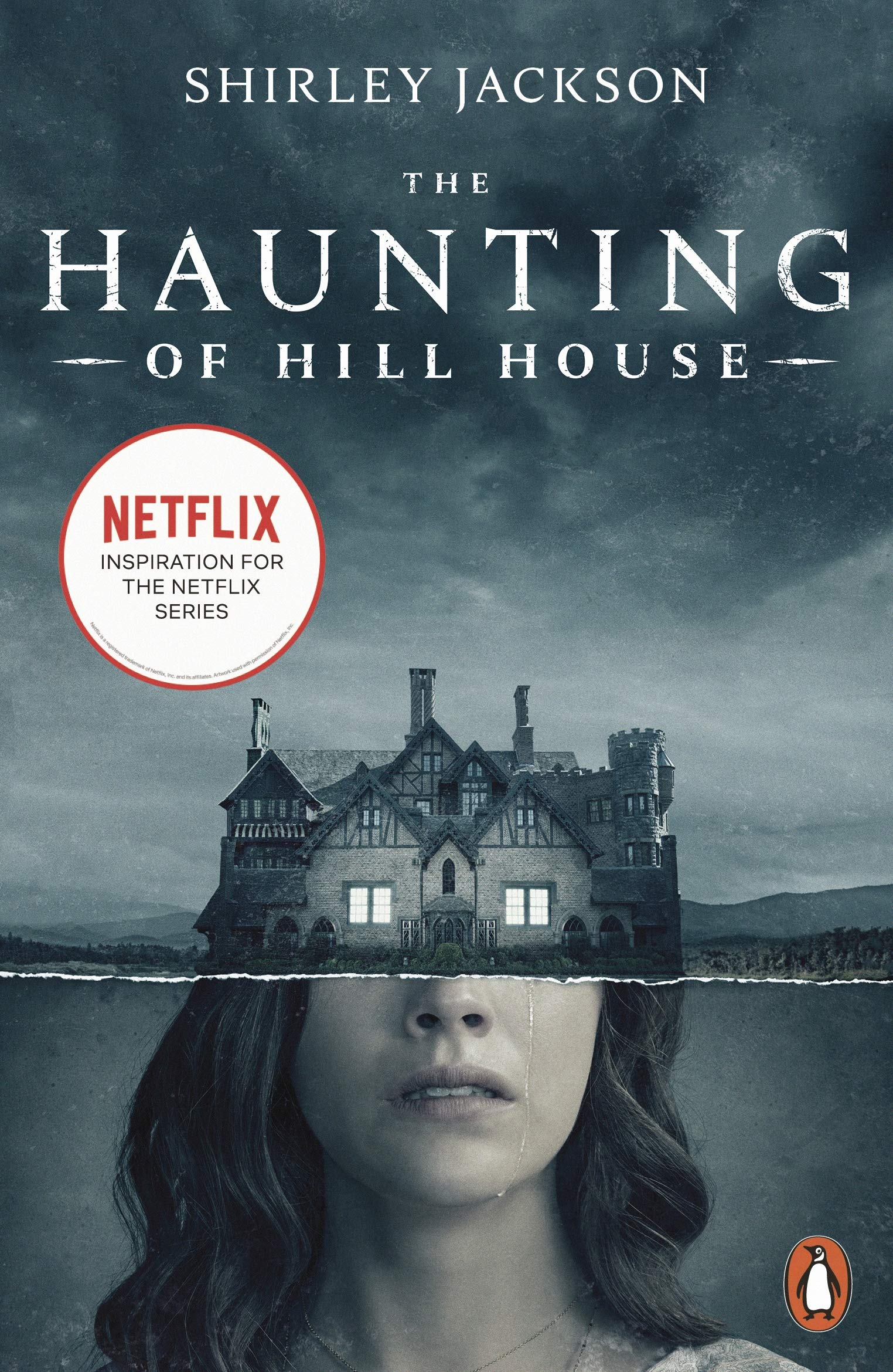 The Haunting Of Hill House Now The Inspiration For A New Netflix Original Series Jackson Shirley 9780241389690 Amazon Com Books