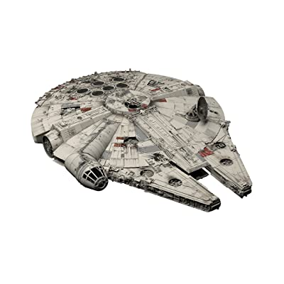 Bandai Star Wars Perfect Grade 1/72 Scale Millennium Falcon: Toys & Games