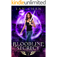 Bloodline Secrecy: A Young Adult Urban Fantasy Academy Novel (Bloodline Academy Book 2) book cover