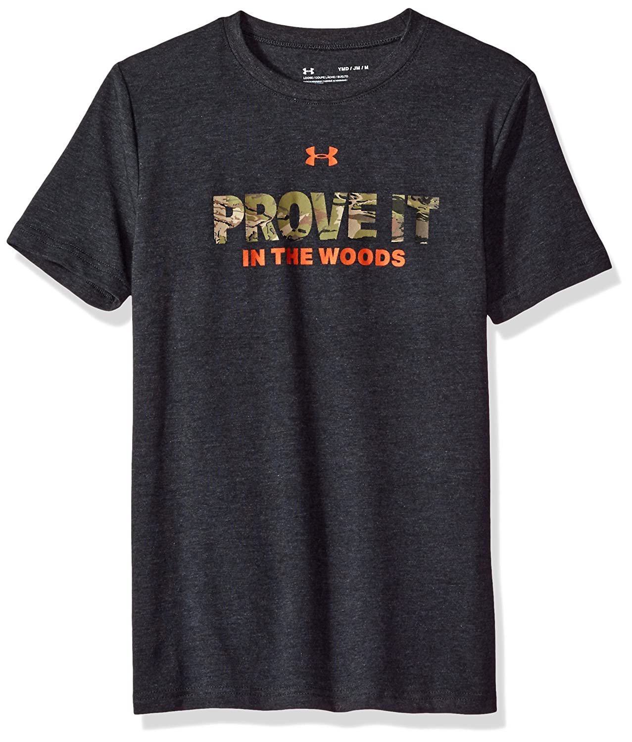 Under Armour Boys Prove it in the Woods T-Shirt
