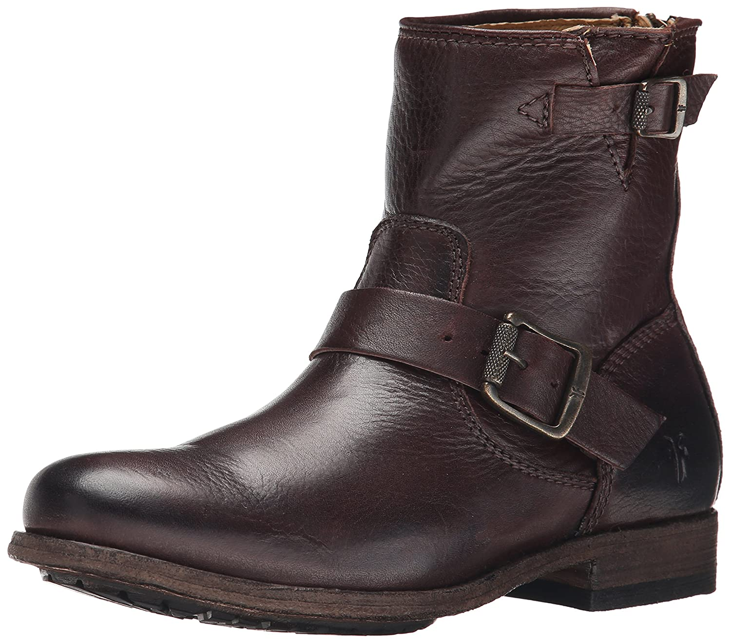 Dark marron FRYE Wohommes Tyler-SVL Engineer démarrage 6.5 B(M) US