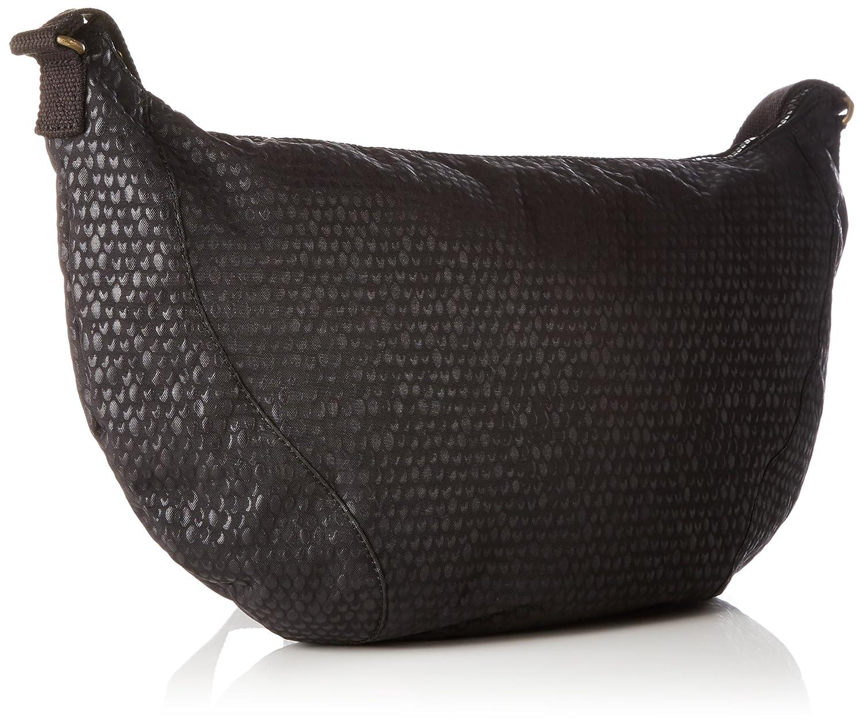 a25c1a4714534 Kipling Women Shoulder Bag Black Size  UK One Size  Amazon.co.uk  Shoes    Bags