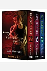 Preternaturals Boxed Set (Books 1-3) Kindle Edition