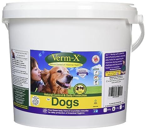 Verm-X - Golosinas para el cuidado intestinal de los gatos, 60 g: Amazon.es: Productos para mascotas