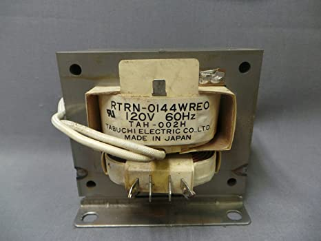 Sharp rtrn-0144wre0 microondas transformador: Amazon.es ...