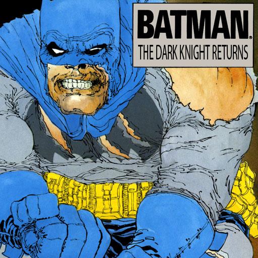 Batman: The Dark Knight Returns (Issues) (4 Book (Batman The Dark Knight Returns Comic)