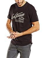 Levi's Herren T-Shirt Graphic Set-in Neck 17783-0110