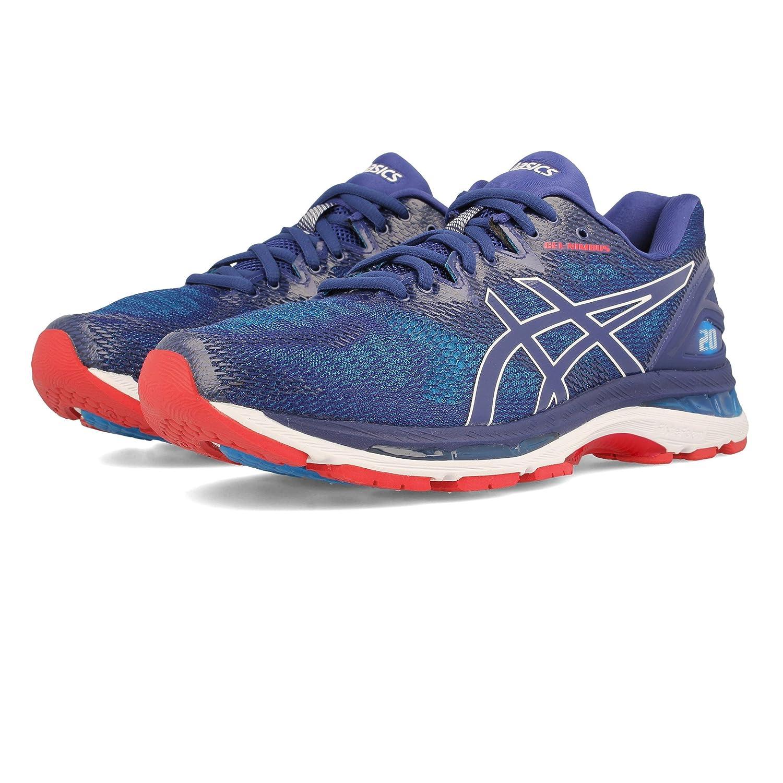 Asics Gel-Nimbus 20 Zapatillas para Correr (2E Width) - AW18-42.5: Amazon.es: Zapatos y complementos
