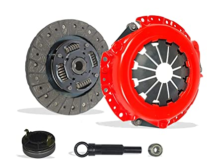 Image Unavailable. Image not available for. Color: Clutch Kit Set Works With Hyundai Accent Kia Rio ...