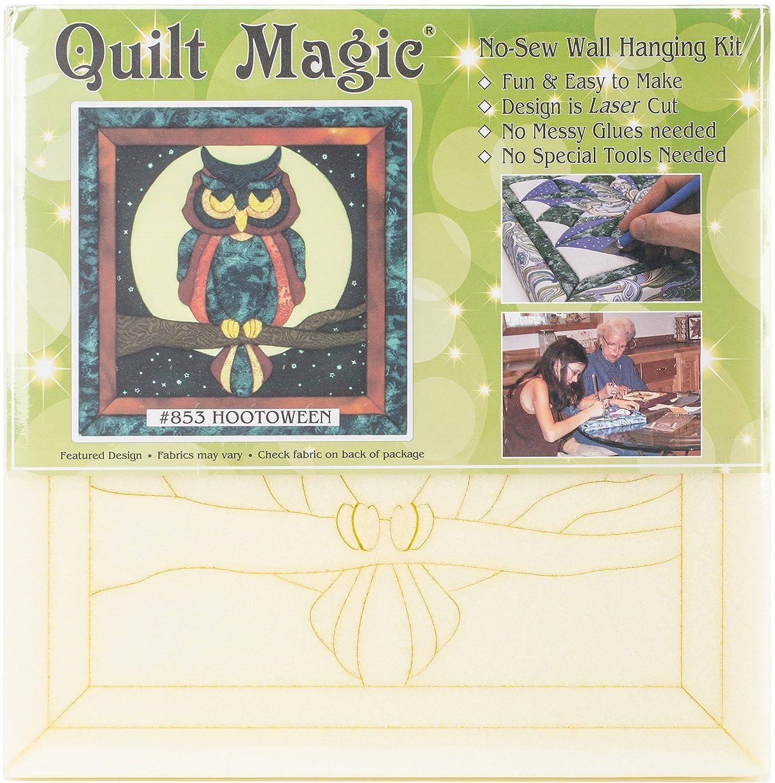 Hootoween Quilt Magic Kit30cm x 30cm