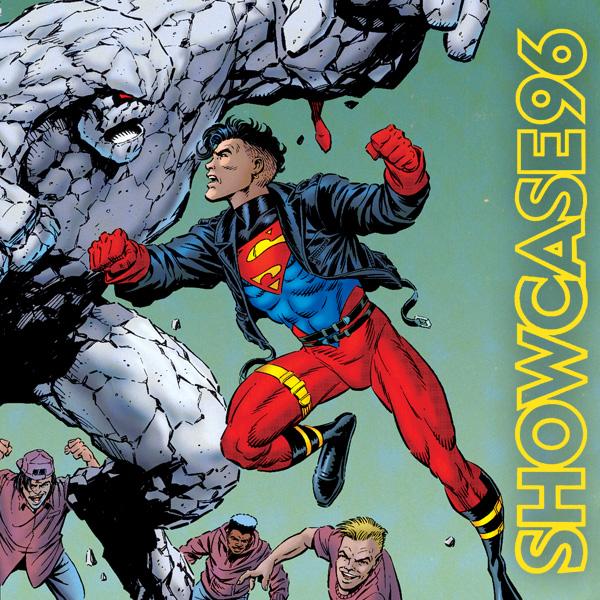 Showcase '96 (Issues) (12 Book Series)