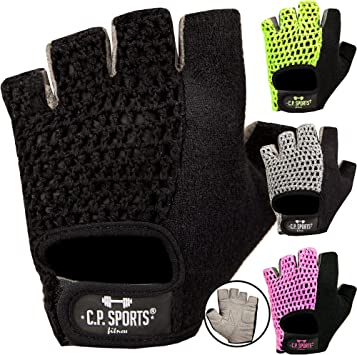 CP Sports Fitnesshandschuhe Trainings-Handschuhe Bodybuilding Trainigshandschuhe