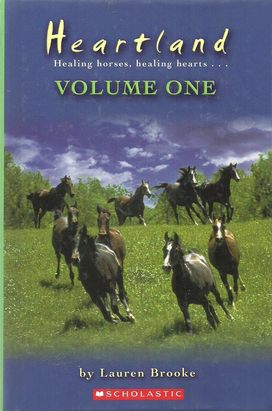Heartland: Healing Horses, Healing Hearts - Volume One ebook