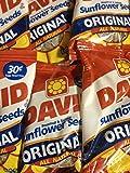 David SunFlower Seeds original 30 cents 36ct/.9-oz Bags