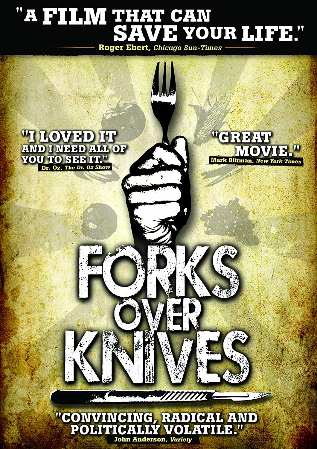 Amazon.com: Forks Over Knives: Movies & TV