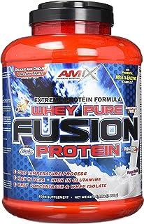 Amix Whey Pure Fusion Proteína de Suero, sabor Vainilla - 2 ...