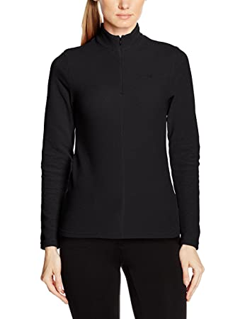 Odlo Damen Midlayer 1/2 Zip Roy Rollkragen M.Rv Lg.Arm Da