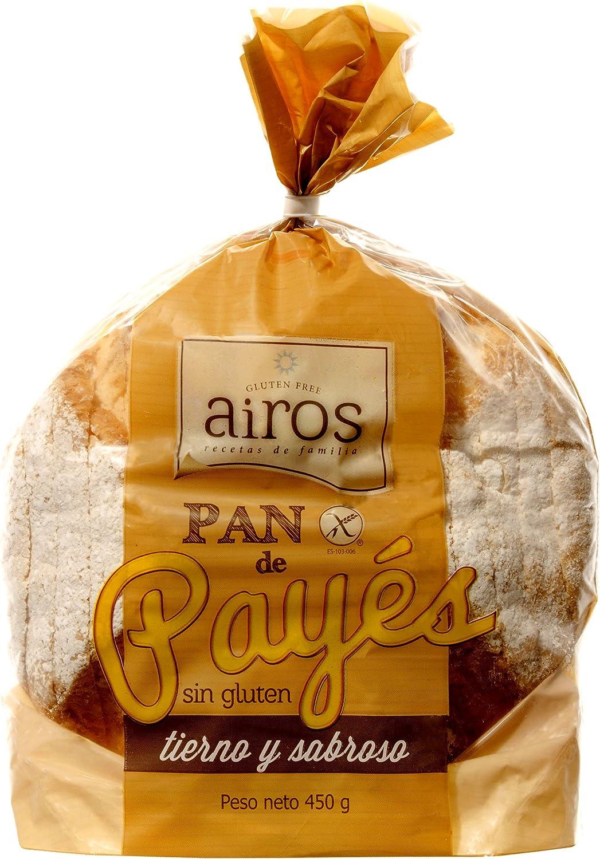 Pan payés AIROS (450 gr)