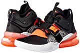 NIKE Air Force 270 Mens Shoes Black/Hyper
