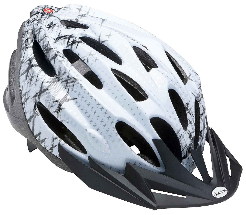 Schwinn Traveler Adult Bicycle Helmet Red/Black PACIFIC CYCLE SW75921-2