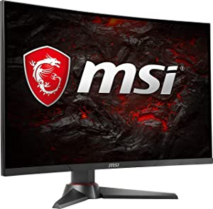 MSI Optix 27-Inch Screen Led-Lit Monitor (Optix MAG270VC)