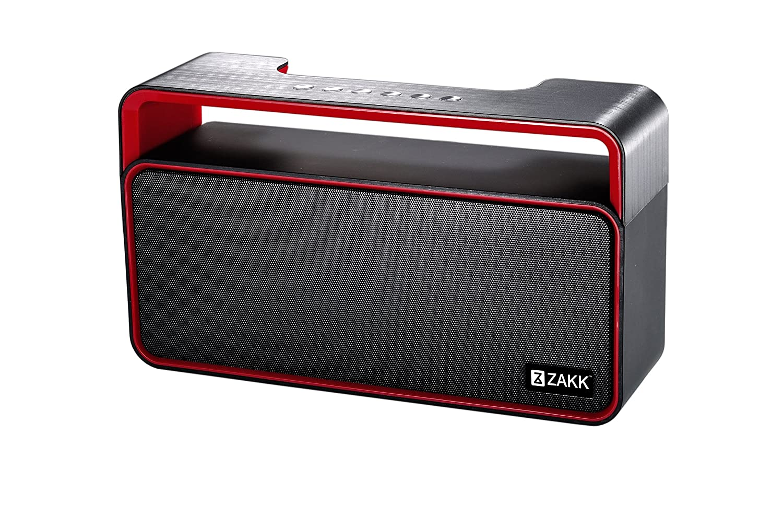 Zakk XL750 Party Bluetooth Wireless Portable Speaker (Black)