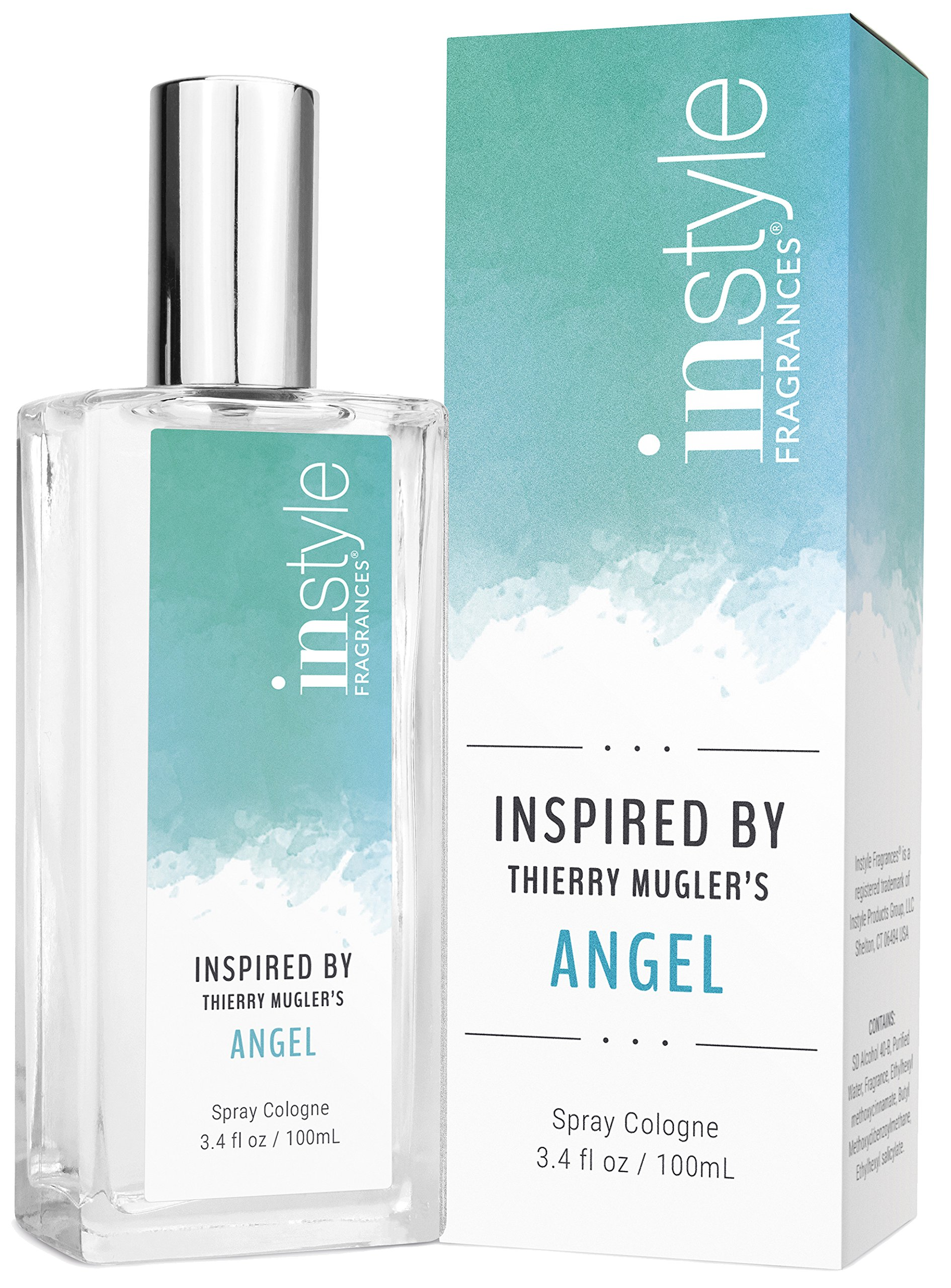 Instyle Fragrances Inspired by Thierry Mugler's