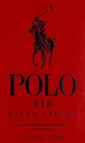 Ralph Lauren Polo Red 75ml - eau de toilette (Hombres, Toronja ...