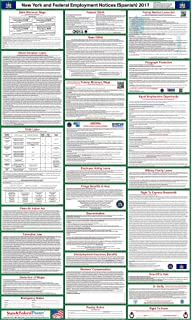 Amazon new york federal combination labor law posters new 2017 spanish new york state and federal labor law poster laminated 24 sciox Choice Image